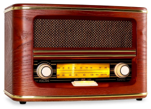 Comunicare come similitudine dell'uso della radio: prima scegliamo la banda e poi la frequenza